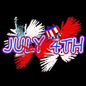 Patriotic July 4th