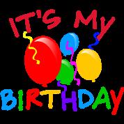 It's My Birthday Balloons