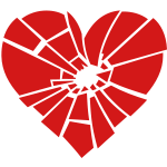 Coeur brisé (v1)