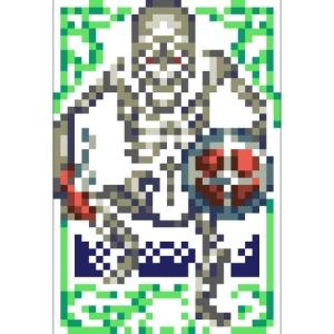 Skeleton attack