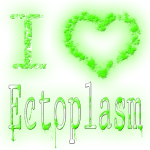I Love Ectoplasm - Green