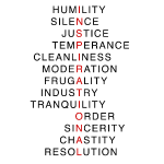 Benjamin Franklin's Virtues HD