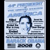 Barack Obama Achievements