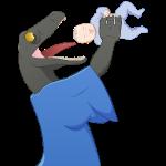 raptorjesuseatsbaby