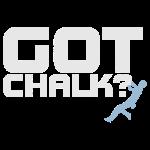 Got Chalk?  (climbing, bouldering)