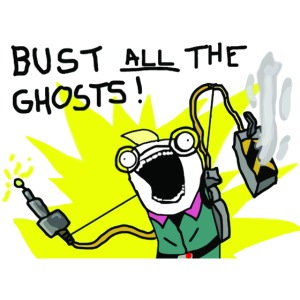 Bust ALL The Ghosts