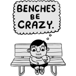 Benches Be Crazy
