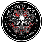 Winchester Bros Ring Patch 2