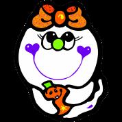 Cute Friendly Ghost