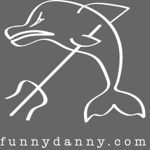 angry dolphinprintwhiteurl