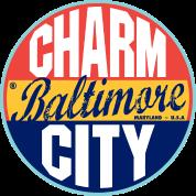 Baltimore Vintage Label