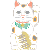 Japanese Lucky Cat