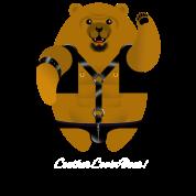 LEATHER LOVIN BEAR!