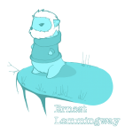 ernestlemmingwayblue