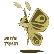 Design ~ mothtwainyellow