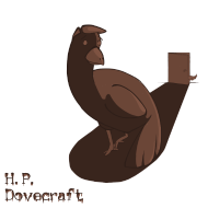 Design ~ hpdovecraftbrown