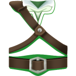 Link Green Tunic (Skyward Sword) - Front Only