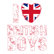 i love British boys