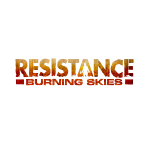 Resistance: Burning Skies Logo