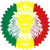 Chiller Rasta Lion