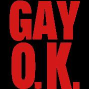 GAY O.K.