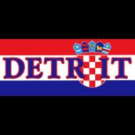 Design ~ Detroit Croatian Flag