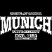 Munich Bavaria Germany (white)