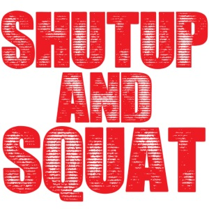 Shut Up Gym Motivation