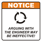 Engineer / Argue