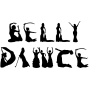 Belly Dancer Alphabet