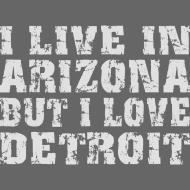 Design ~ Live Arizona Love Detroit