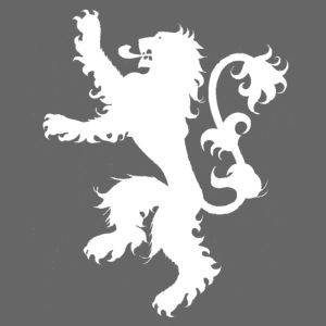 lion of lannister white