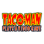 TACO-MAN PLAYS LOGO