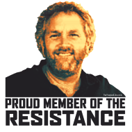 Design ~ Breitbart Smiles: Proud Member of the Resistance