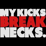 My Kicks Break Necks Shirt