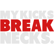 Design ~ My Kicks Break Necks Shirt