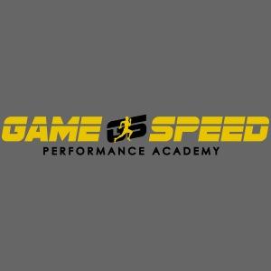 GameSpeed Logo 1inch GS 2