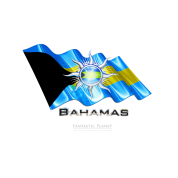 Bahamas Quality Tshirt, Flag of Bahamas, Bahamas T-Shirts, Bahamas