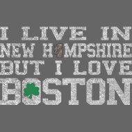 Design ~ Live New Hampshire Love Boston