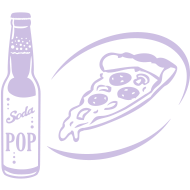Design ~ Pizza & Soda