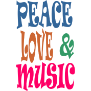 Peace love n music
