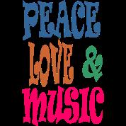 Peace love n music