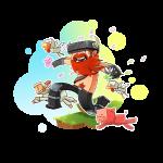 Yogscast - Honeydew Animals