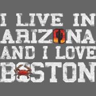 Design ~ Live Arizona Love Boston