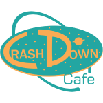 CrashDown Cafe Logo