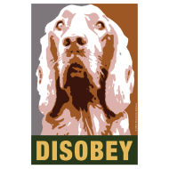 Design ~ Official DAR Special Edition DISOBEY Brown