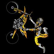 Suzuki Motocross Dirt Biker