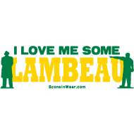 Design ~ I Love Me Some Lambeau