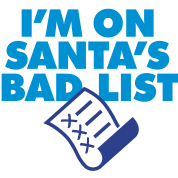 Im On Santas Bad List 1 (2c)++