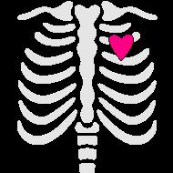 Design ~ Gladditudes Maternity Skeleton Top 2012
